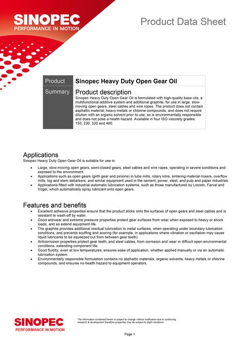 Microsoft Word - 47_Sinopec-Heavy-Duty-Open-Gear-Oil 6Sept.docx