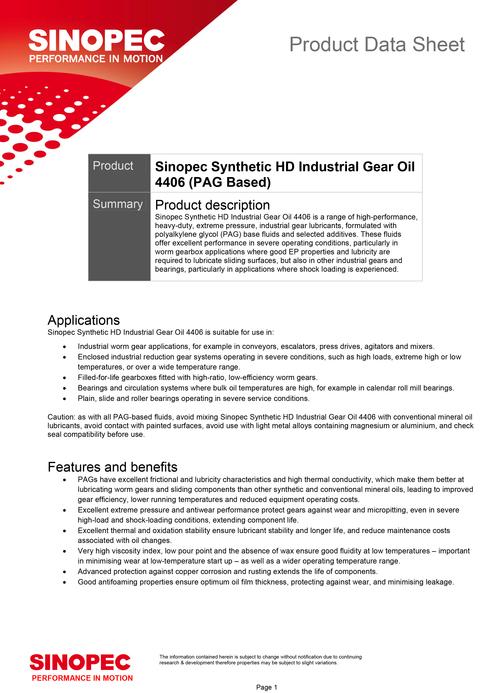 Microsoft Word - 22_Sinopec-Synthetic-HD-Industrial-Gear-Oil-440